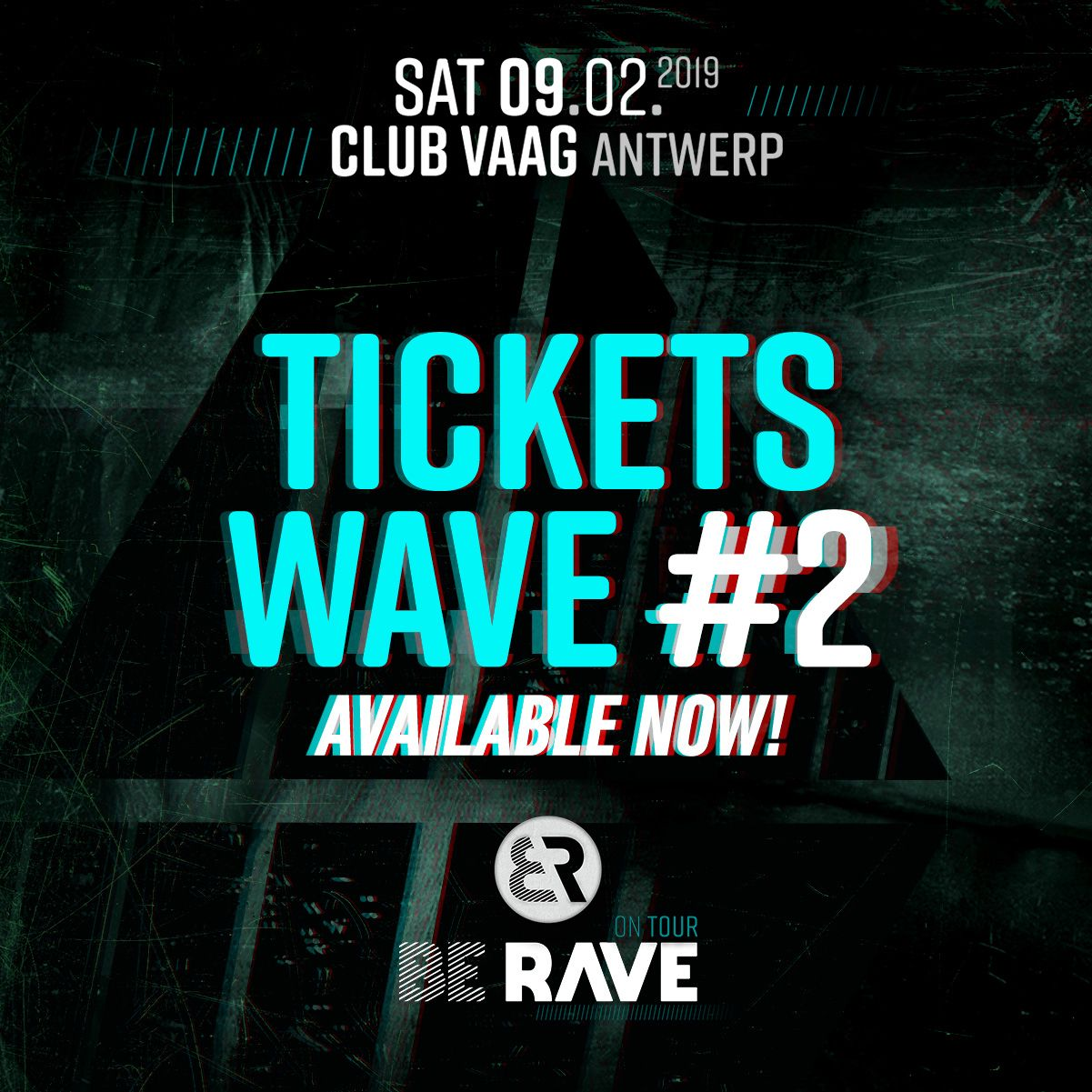 Ready for Wave #2
