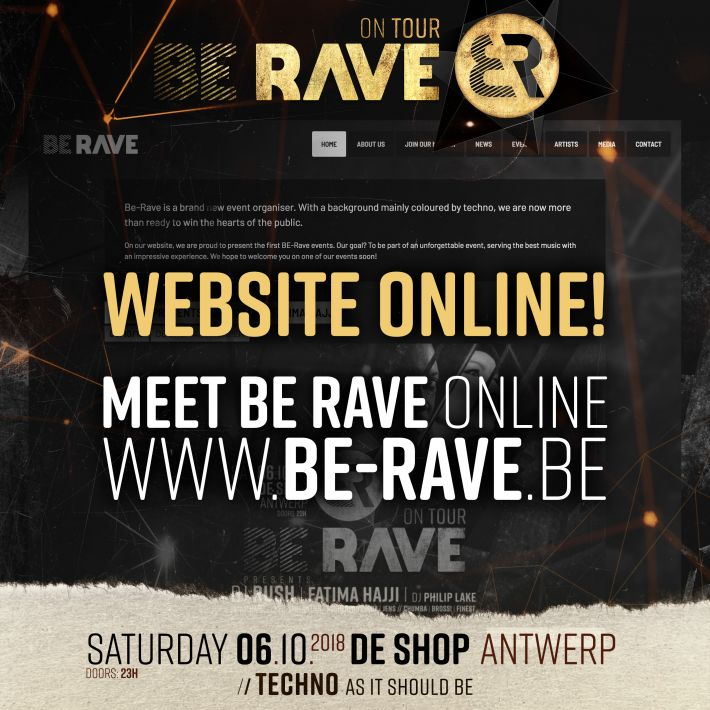 Website online