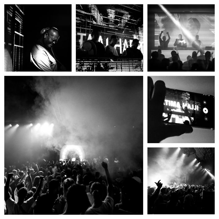 Pictures Be Rave presents DJ Rush and Fatima Hajji are online now