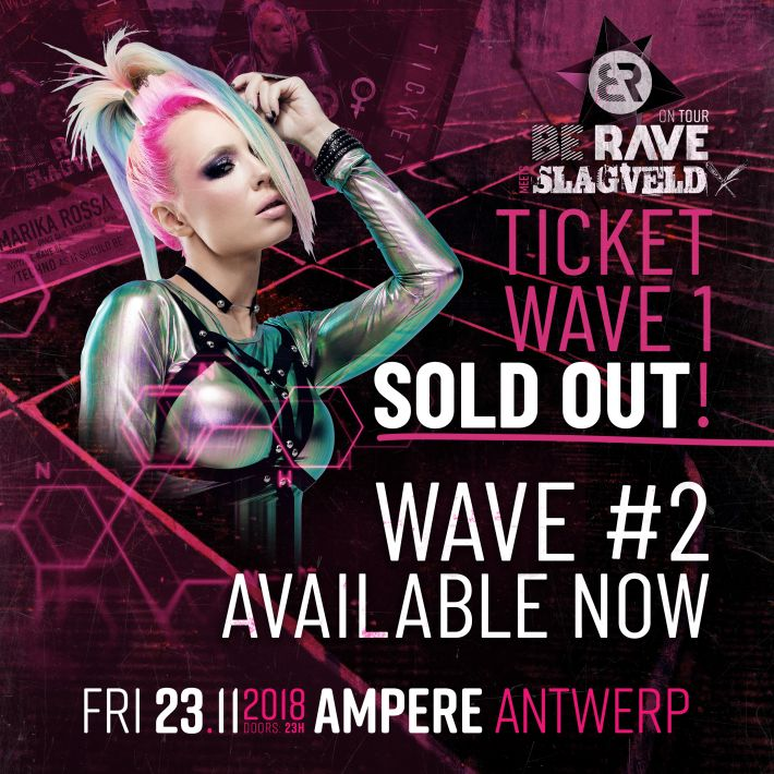 Wave 1 sold out! Ready for wave #2