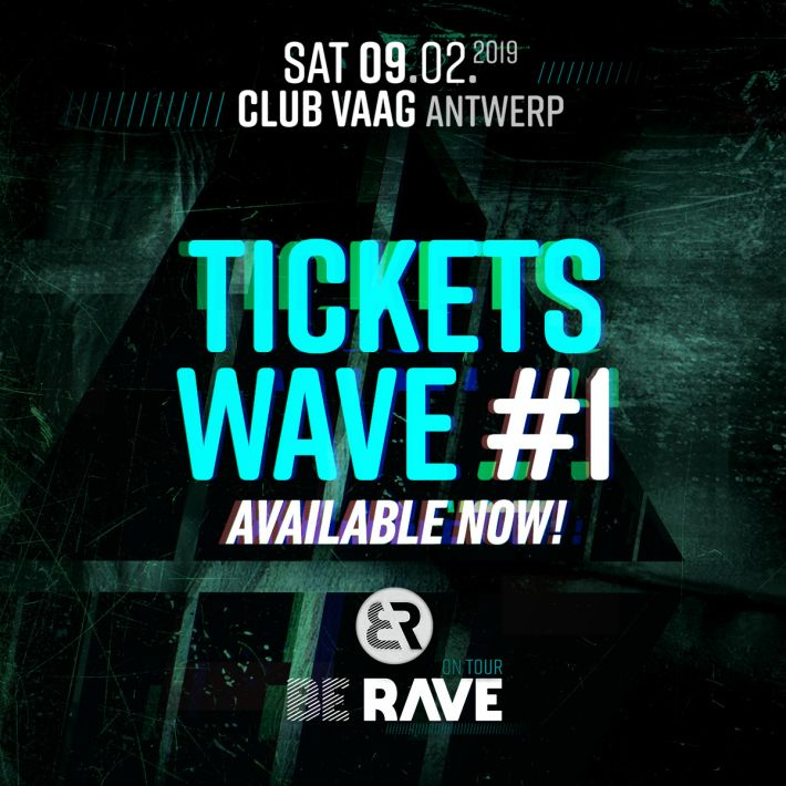 Ticketwave#1 is online!