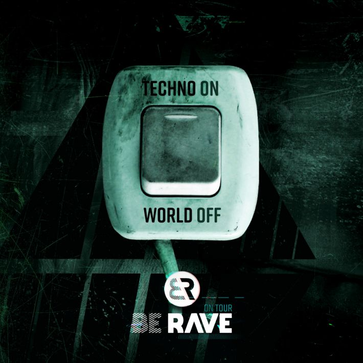 Turn the world off... switch on TECHNO!