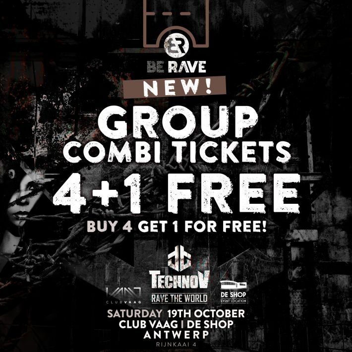 New: Group Tickets
