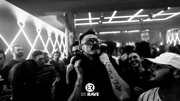 Pictures Be Rave presents TechnoV